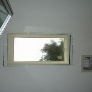 Larger Retractable Skylight Screen M41