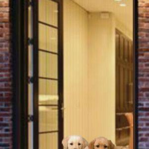 Retractable Pet Screen Single Door M41