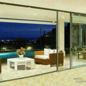 Retractable Screen Larger Sliding Doors and Openings M41