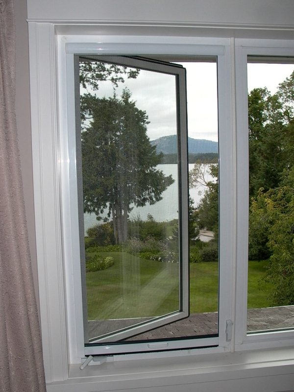 Casement Window Solar Screen