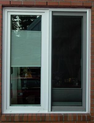Tilt and Turn Window Screen